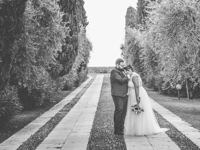 Il matrimonio di Simone e Marina a Bovezzo, Brescia 199