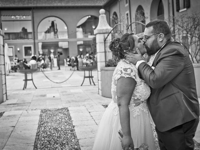 Il matrimonio di Simone e Marina a Bovezzo, Brescia 203