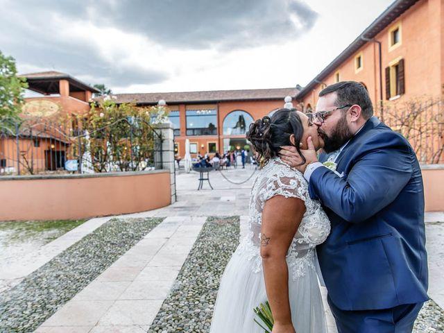Il matrimonio di Simone e Marina a Bovezzo, Brescia 206
