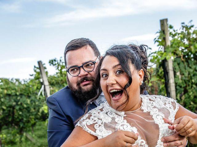 Il matrimonio di Simone e Marina a Bovezzo, Brescia 207