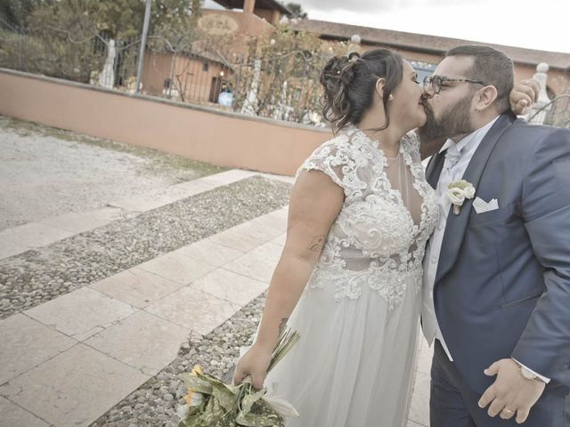 Il matrimonio di Simone e Marina a Bovezzo, Brescia 208