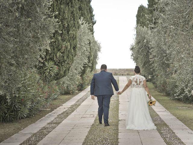Il matrimonio di Simone e Marina a Bovezzo, Brescia 210