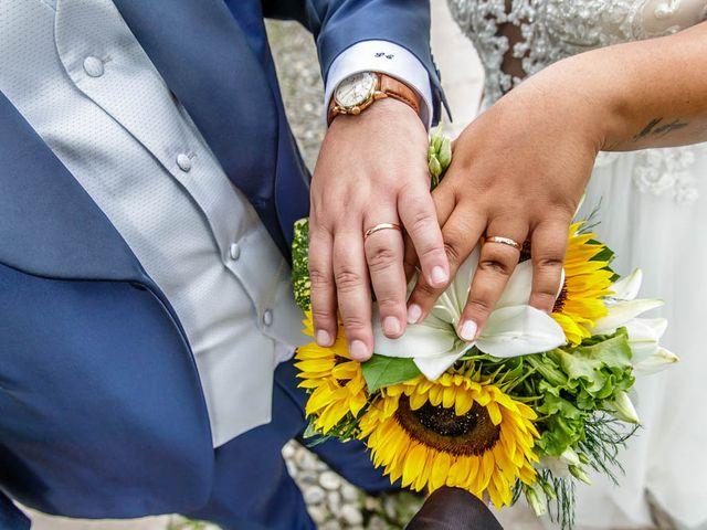 Il matrimonio di Simone e Marina a Bovezzo, Brescia 1