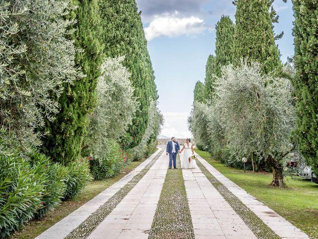 Il matrimonio di Simone e Marina a Bovezzo, Brescia 212