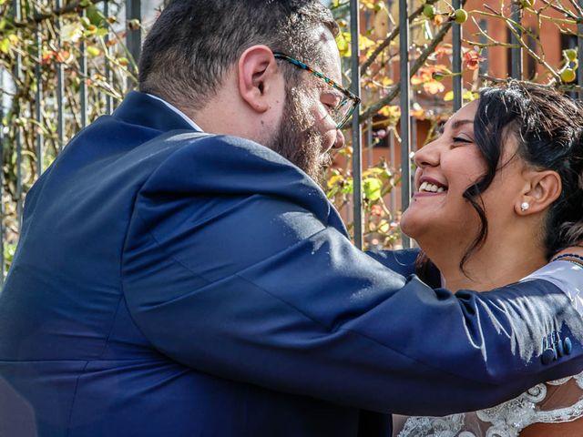 Il matrimonio di Simone e Marina a Bovezzo, Brescia 213