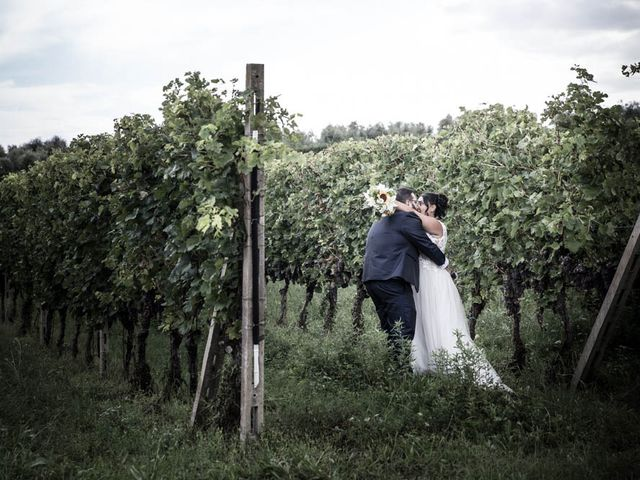 Il matrimonio di Simone e Marina a Bovezzo, Brescia 214
