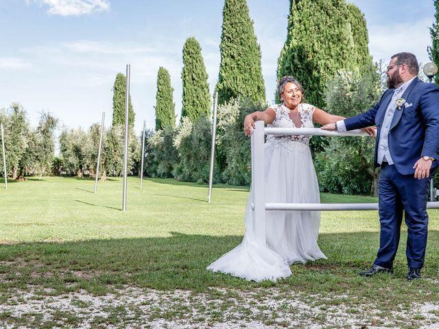 Il matrimonio di Simone e Marina a Bovezzo, Brescia 215