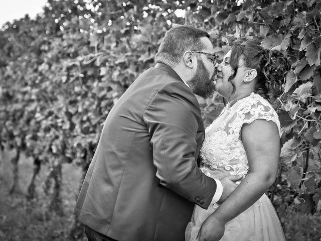Il matrimonio di Simone e Marina a Bovezzo, Brescia 216