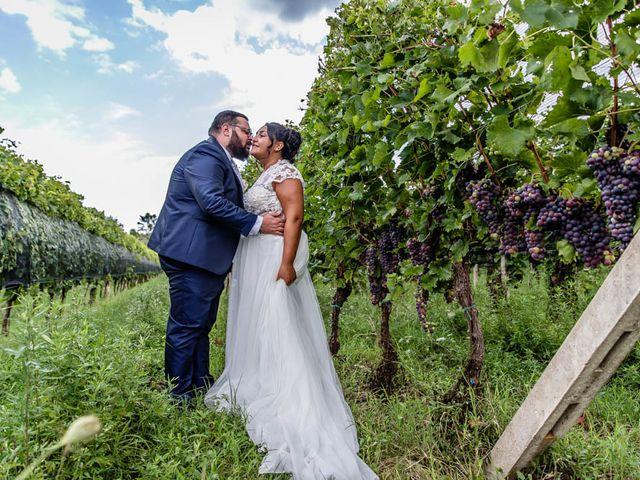 Il matrimonio di Simone e Marina a Bovezzo, Brescia 217