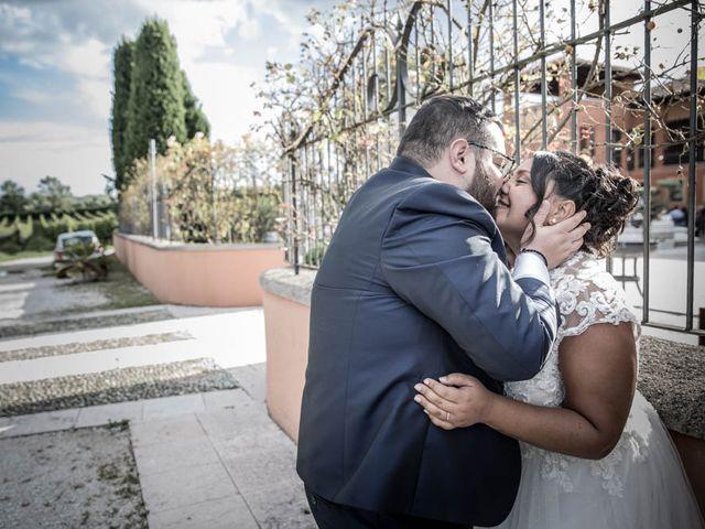 Il matrimonio di Simone e Marina a Bovezzo, Brescia 218