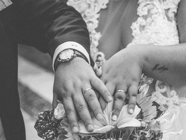 Il matrimonio di Simone e Marina a Bovezzo, Brescia 219