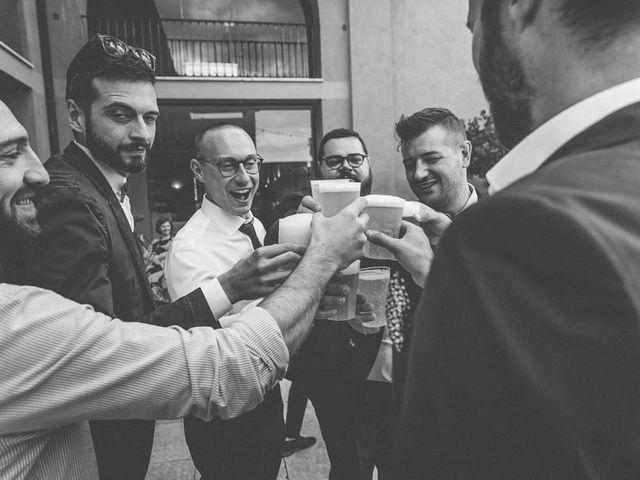 Il matrimonio di Simone e Marina a Bovezzo, Brescia 222