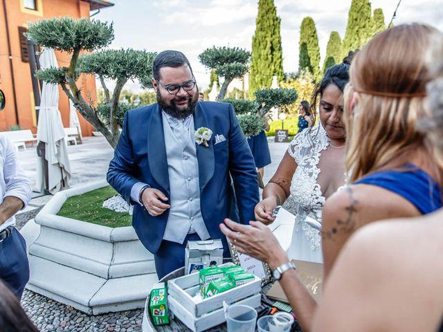 Il matrimonio di Simone e Marina a Bovezzo, Brescia 226
