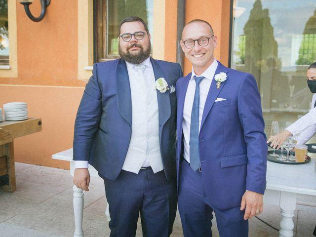 Il matrimonio di Simone e Marina a Bovezzo, Brescia 234