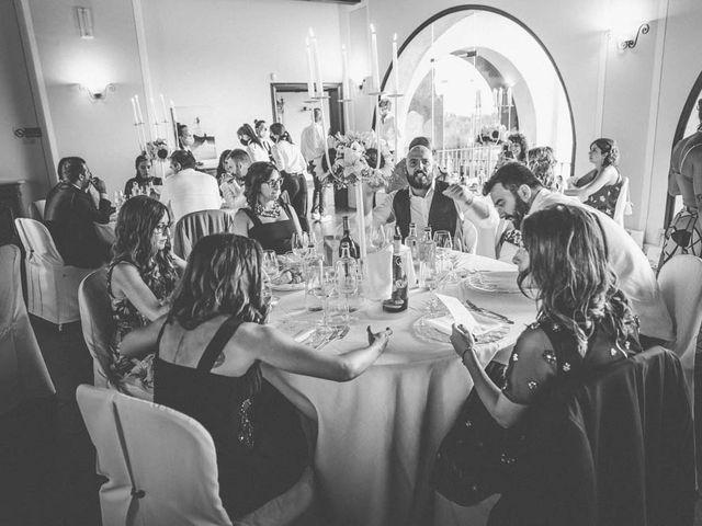 Il matrimonio di Simone e Marina a Bovezzo, Brescia 235