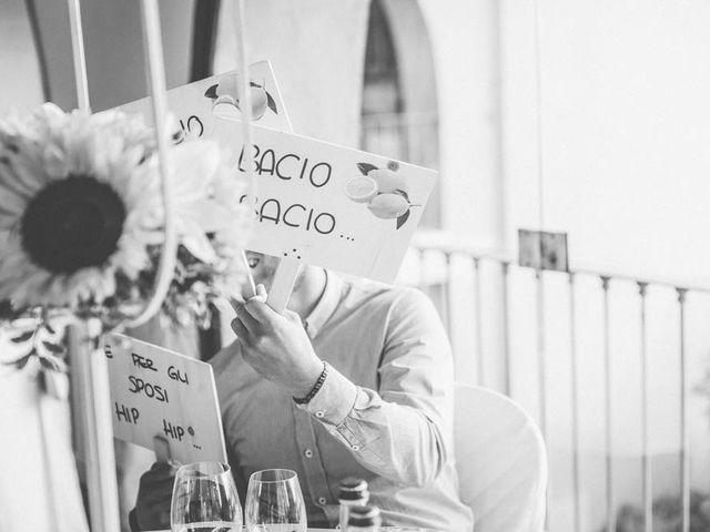 Il matrimonio di Simone e Marina a Bovezzo, Brescia 236