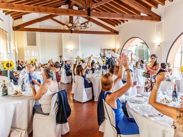 Il matrimonio di Simone e Marina a Bovezzo, Brescia 237