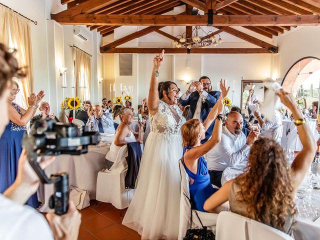 Il matrimonio di Simone e Marina a Bovezzo, Brescia 239