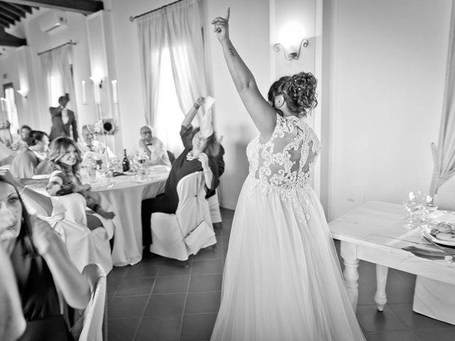 Il matrimonio di Simone e Marina a Bovezzo, Brescia 240