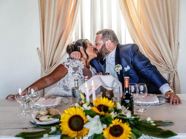 Il matrimonio di Simone e Marina a Bovezzo, Brescia 241
