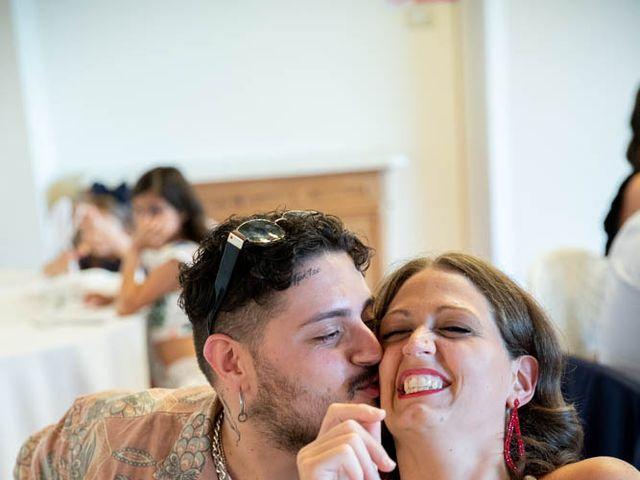 Il matrimonio di Simone e Marina a Bovezzo, Brescia 242
