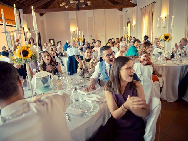 Il matrimonio di Simone e Marina a Bovezzo, Brescia 243