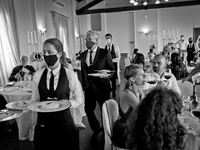 Il matrimonio di Simone e Marina a Bovezzo, Brescia 245