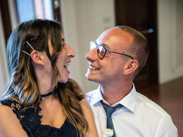 Il matrimonio di Simone e Marina a Bovezzo, Brescia 254