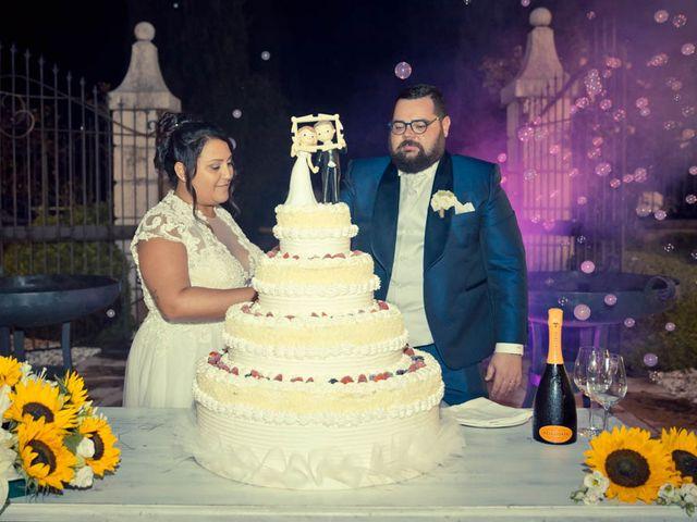 Il matrimonio di Simone e Marina a Bovezzo, Brescia 260