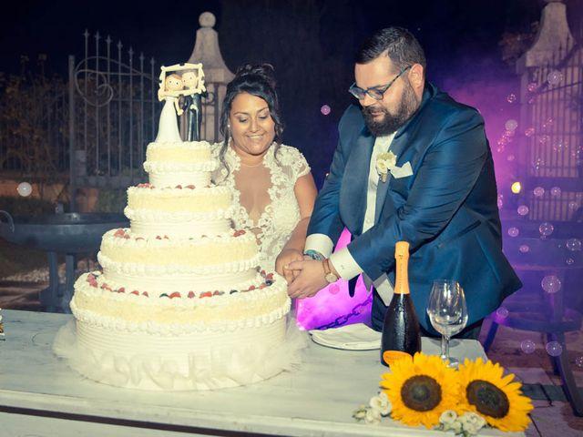 Il matrimonio di Simone e Marina a Bovezzo, Brescia 261