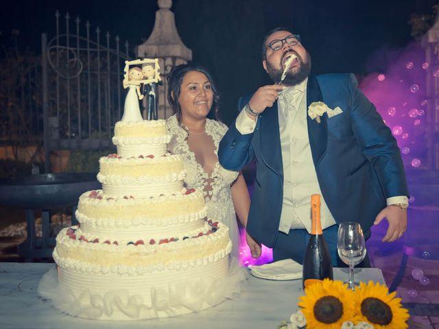 Il matrimonio di Simone e Marina a Bovezzo, Brescia 262