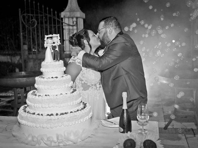 Il matrimonio di Simone e Marina a Bovezzo, Brescia 263