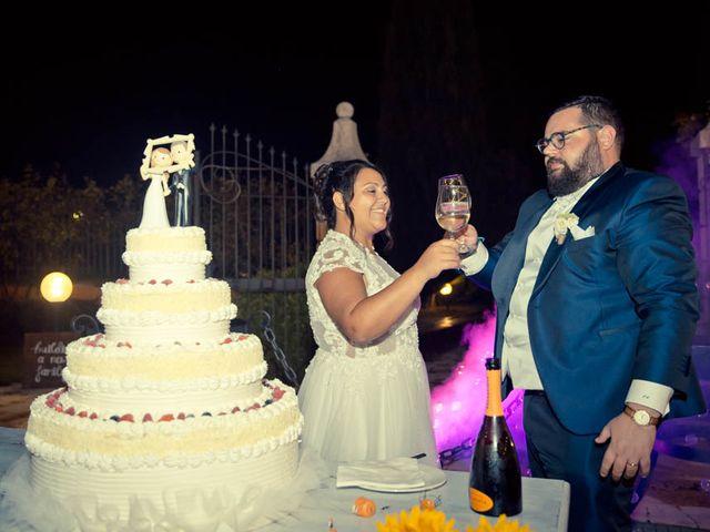 Il matrimonio di Simone e Marina a Bovezzo, Brescia 264
