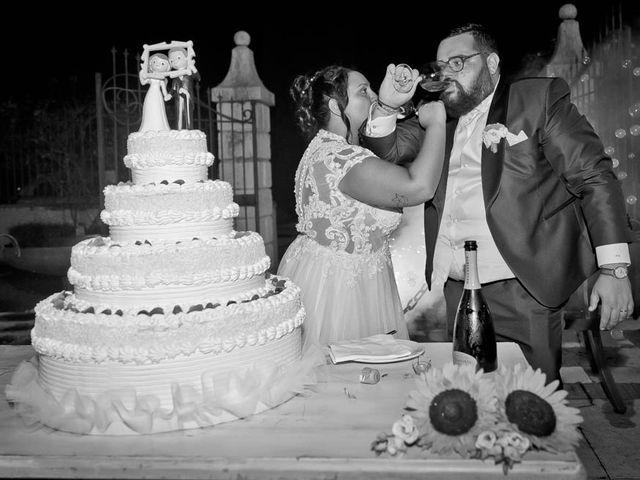 Il matrimonio di Simone e Marina a Bovezzo, Brescia 265