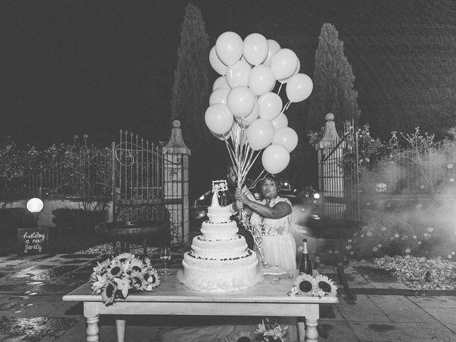 Il matrimonio di Simone e Marina a Bovezzo, Brescia 266