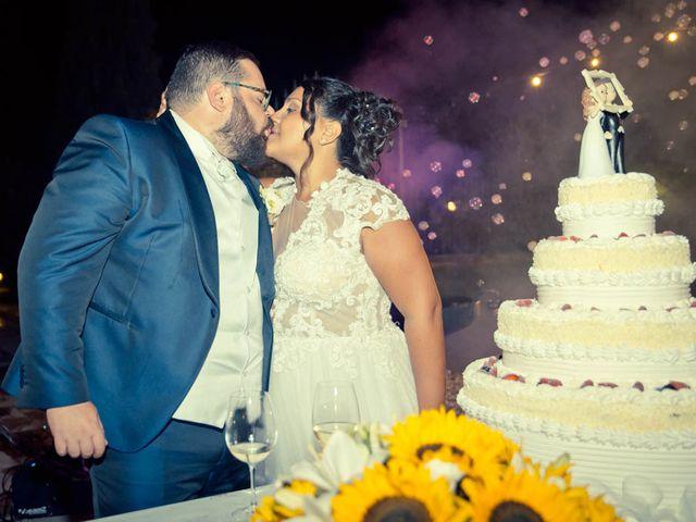 Il matrimonio di Simone e Marina a Bovezzo, Brescia 269