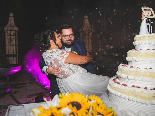 Il matrimonio di Simone e Marina a Bovezzo, Brescia 270