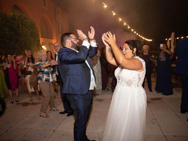 Il matrimonio di Simone e Marina a Bovezzo, Brescia 284