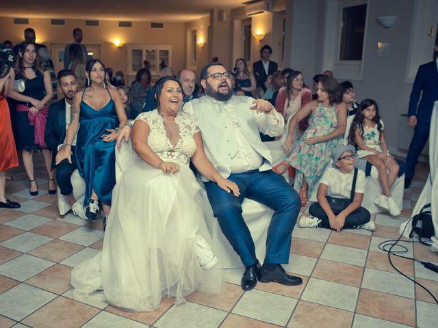 Il matrimonio di Simone e Marina a Bovezzo, Brescia 291