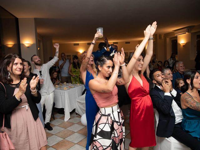 Il matrimonio di Simone e Marina a Bovezzo, Brescia 295