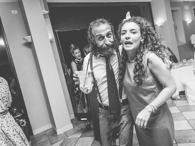 Il matrimonio di Simone e Marina a Bovezzo, Brescia 300