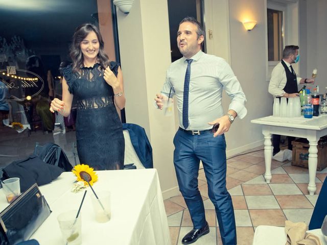 Il matrimonio di Simone e Marina a Bovezzo, Brescia 314