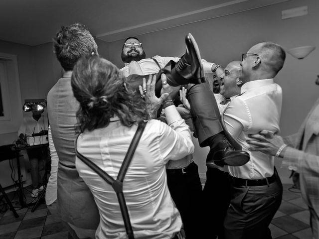 Il matrimonio di Simone e Marina a Bovezzo, Brescia 318