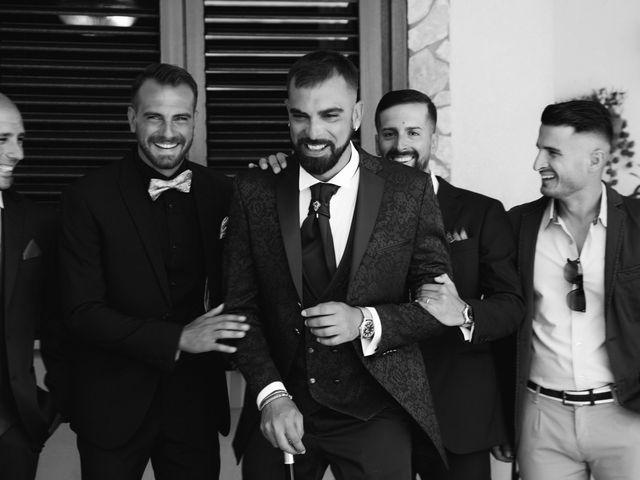 Il matrimonio di Giuliana e Francesco a Trapani, Trapani 28
