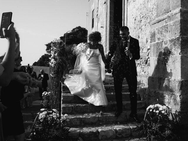 Il matrimonio di Giuliana e Francesco a Trapani, Trapani 33