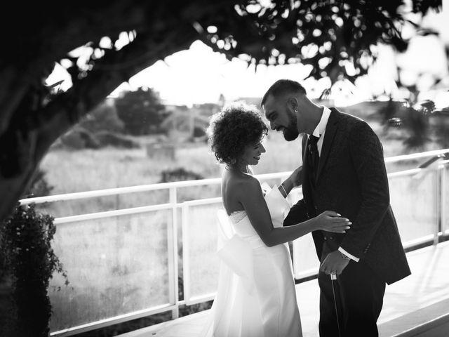 Il matrimonio di Giuliana e Francesco a Trapani, Trapani 37