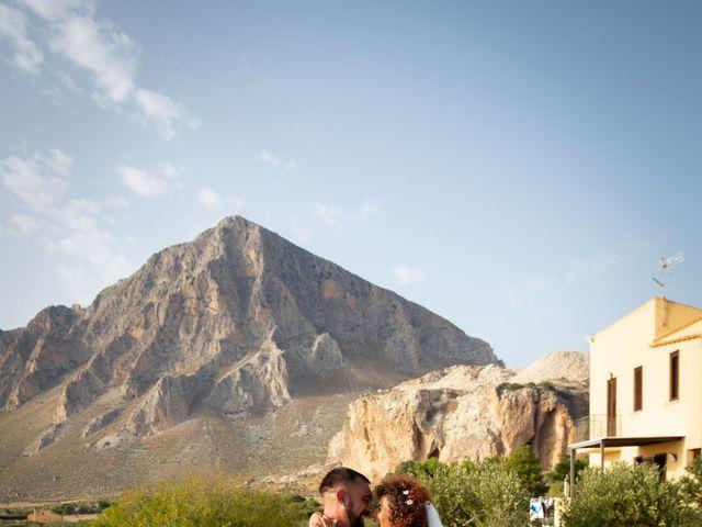 Il matrimonio di Giuliana e Francesco a Trapani, Trapani 45