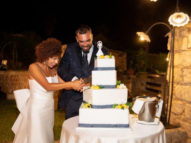 Il matrimonio di Giuliana e Francesco a Trapani, Trapani 55