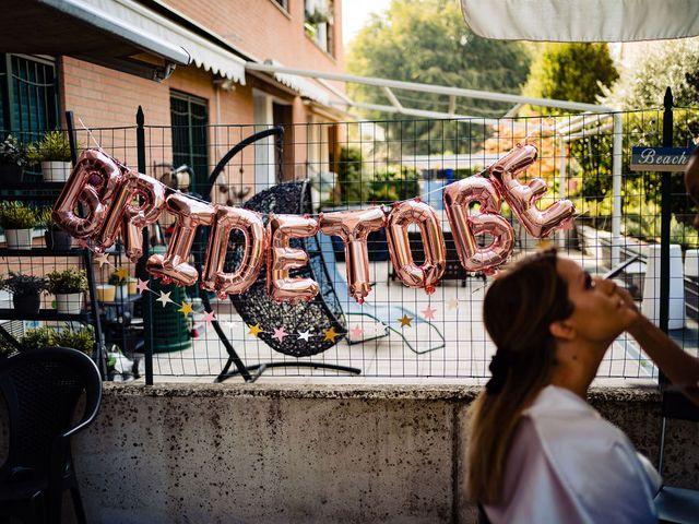 Il matrimonio di Giacomo  e Alessandra  a Gaggiano, Milano 3