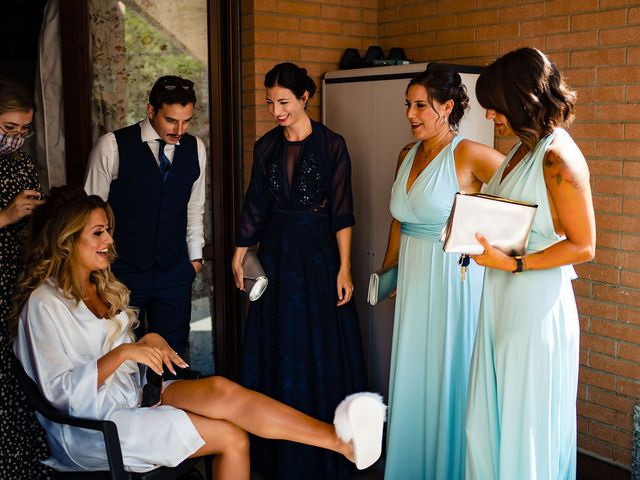 Il matrimonio di Giacomo  e Alessandra  a Gaggiano, Milano 16